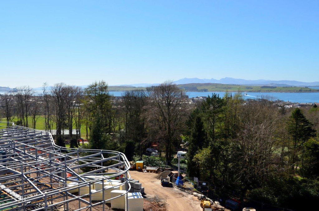 Inverclyde Site Progress
