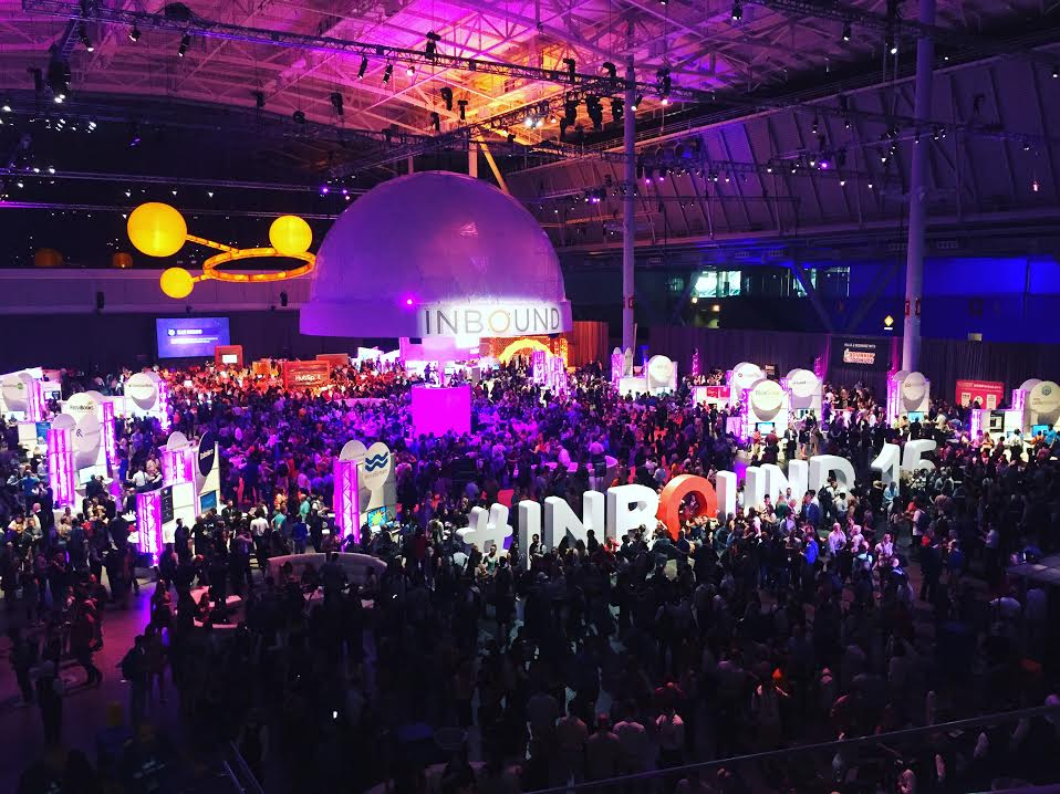 HubSpot's Inbound 2015 Keynote Product Launch