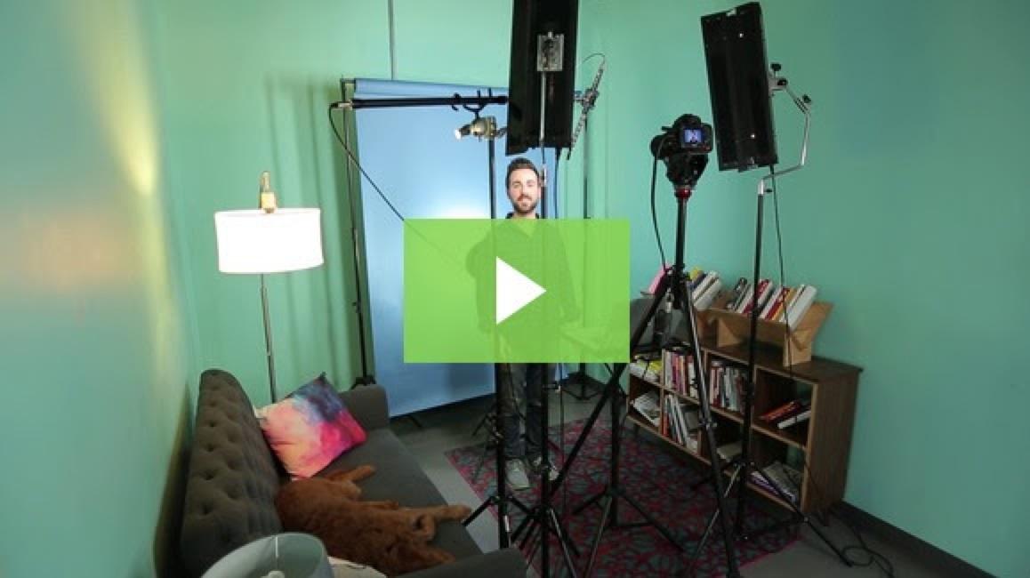 product video screenshot