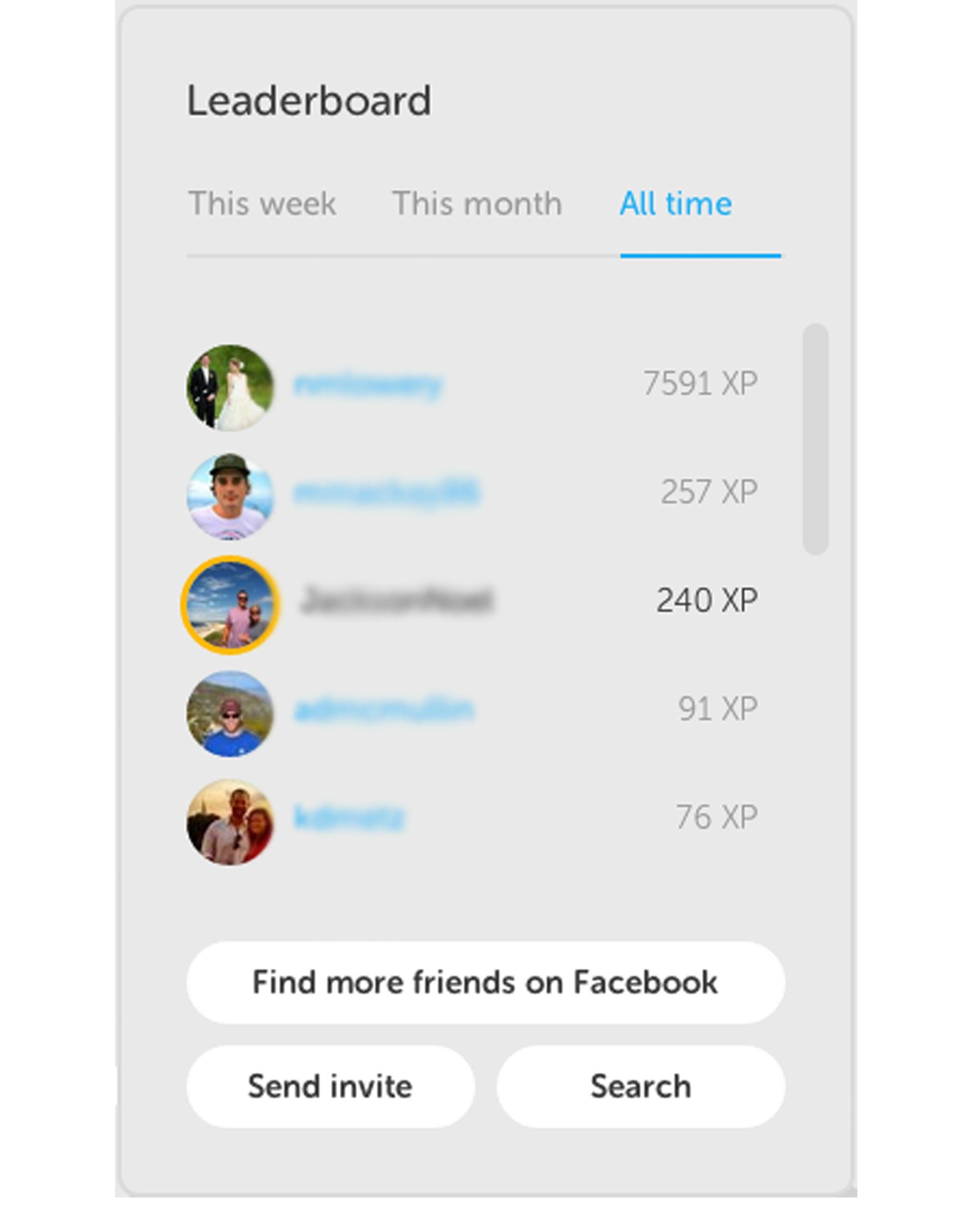 Duolingo User Onboarding