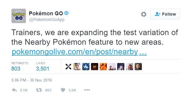pokemon feature release twitter