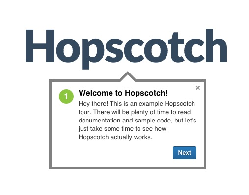 Hopscotch product tour