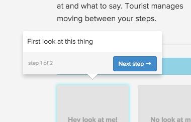 Tourist.js