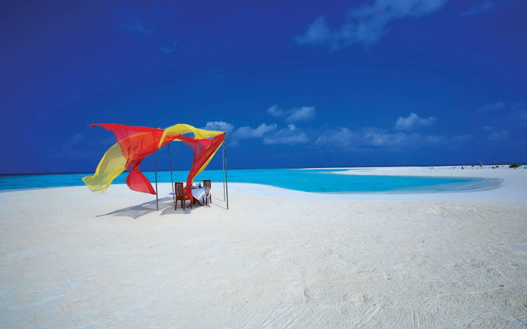 Angsana Velavaru Resort - Viaggio di nozze alle Maldive