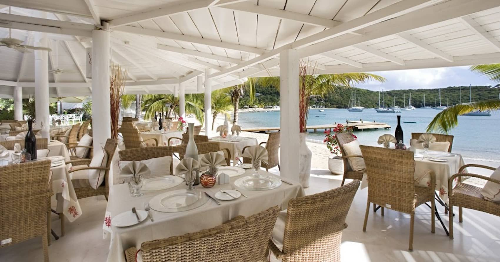 The inn at english harbour - Viaggio di nozze ai Caraibi