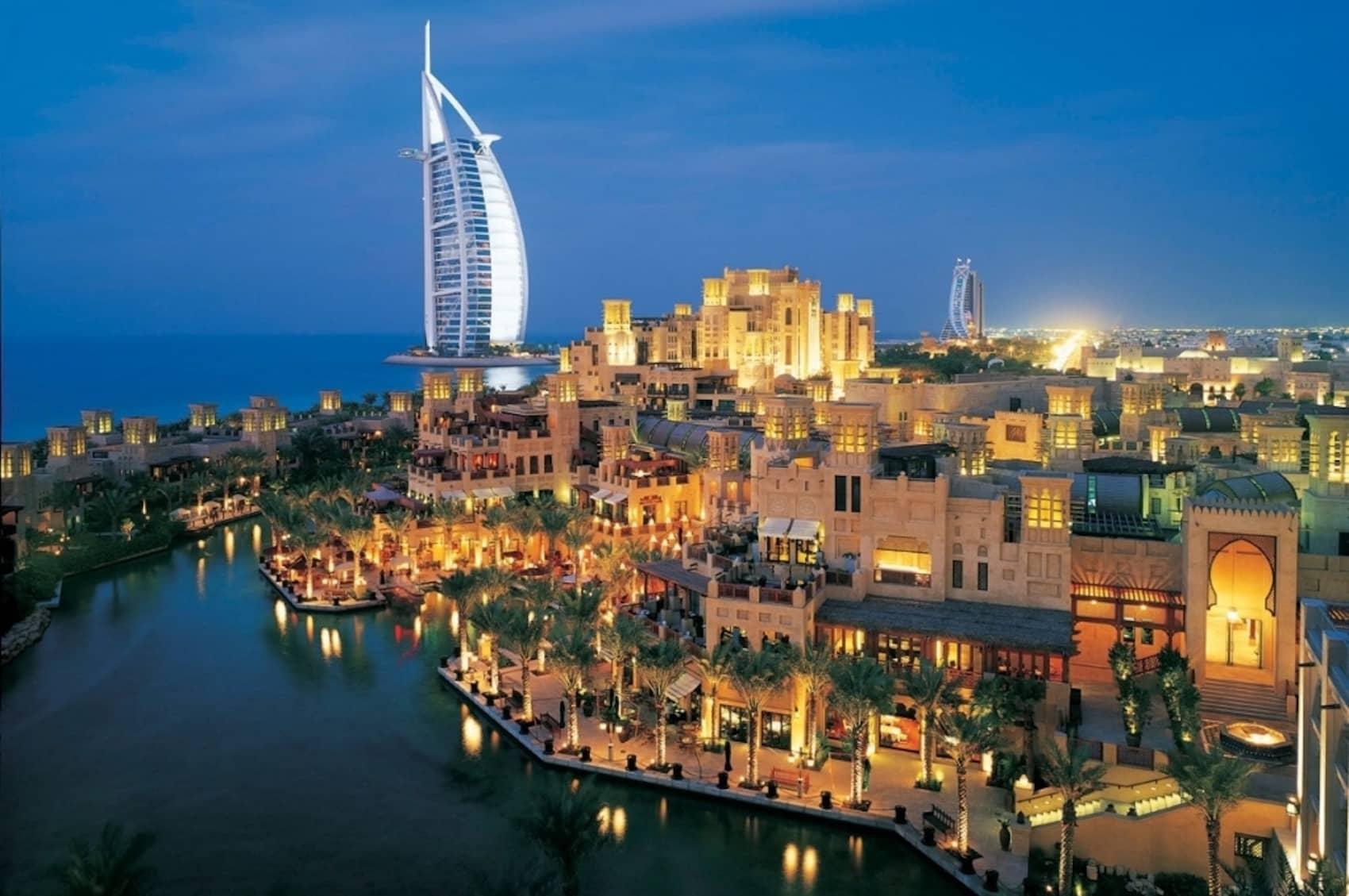 Madinat Jumeirah - Dubai - Viaggio di Nozze