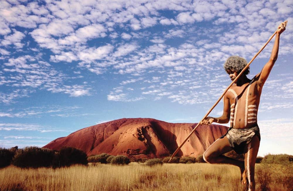 Viaggio di nozze a Giugno Uluru Australia