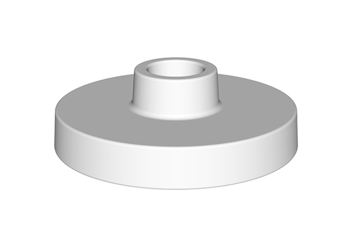 STL 3D Print file for candlestick holder mold making project