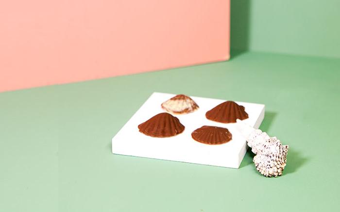 Faites vos propres moules à chocolat à l'aide de la machine de formage sous vide