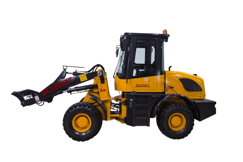 2016 SCHMiDT Wheel Loader