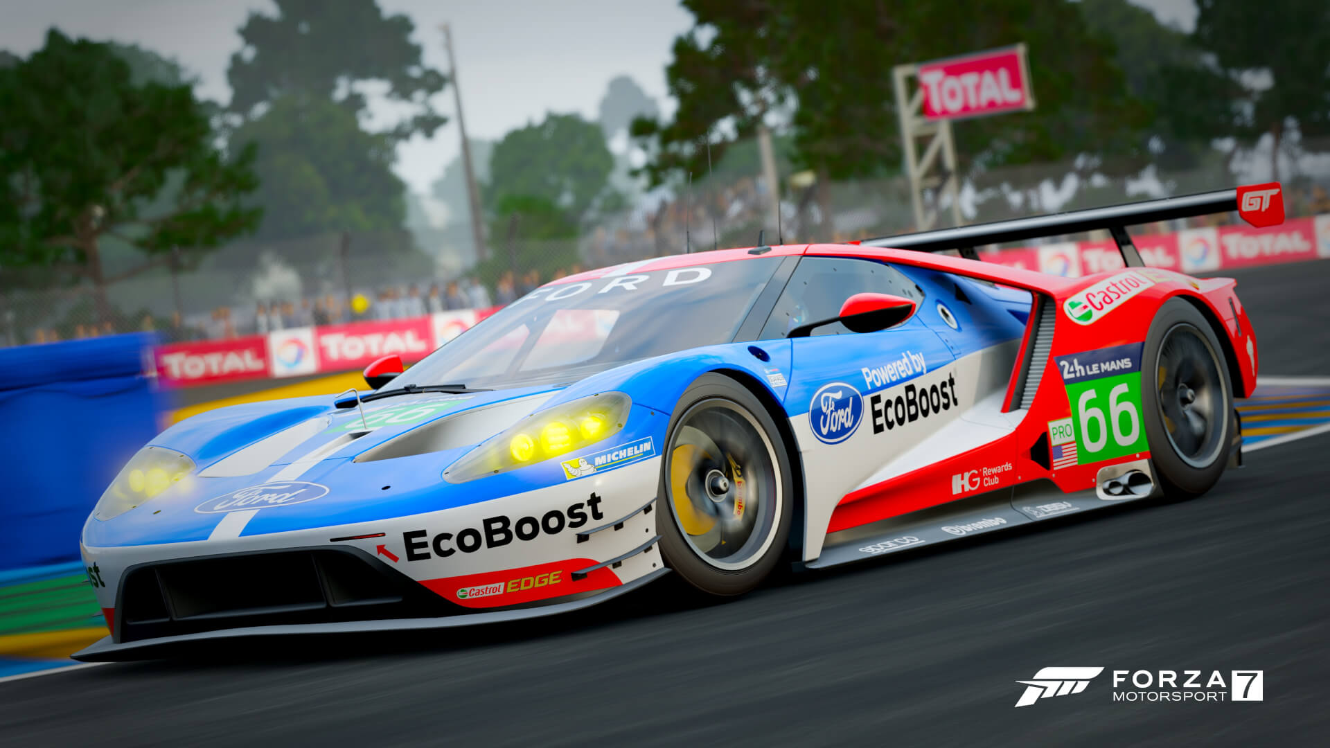 The Sebring Endurance Race In The Forza Drivers Cup Offers The  Ford Gt Le Mans