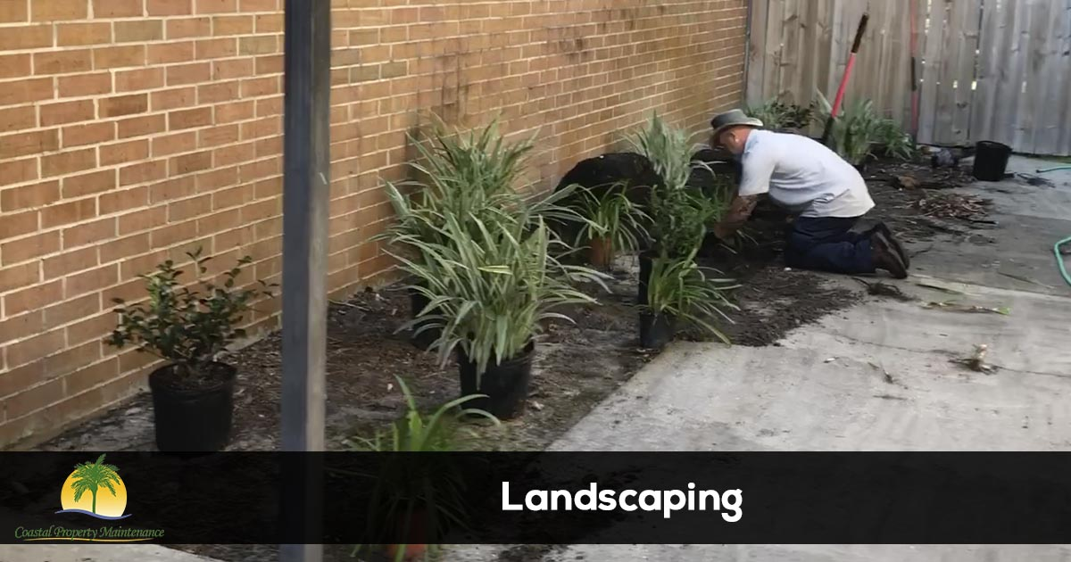 Landscaping Services in Florida