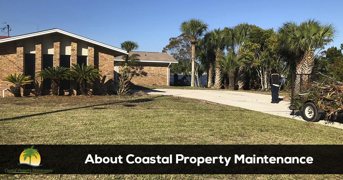 About Coastal Property Maintenance