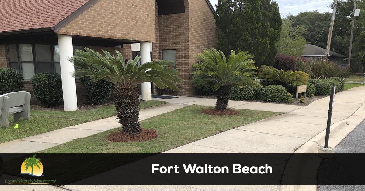 Fort Walton Beach Lawn Care Service