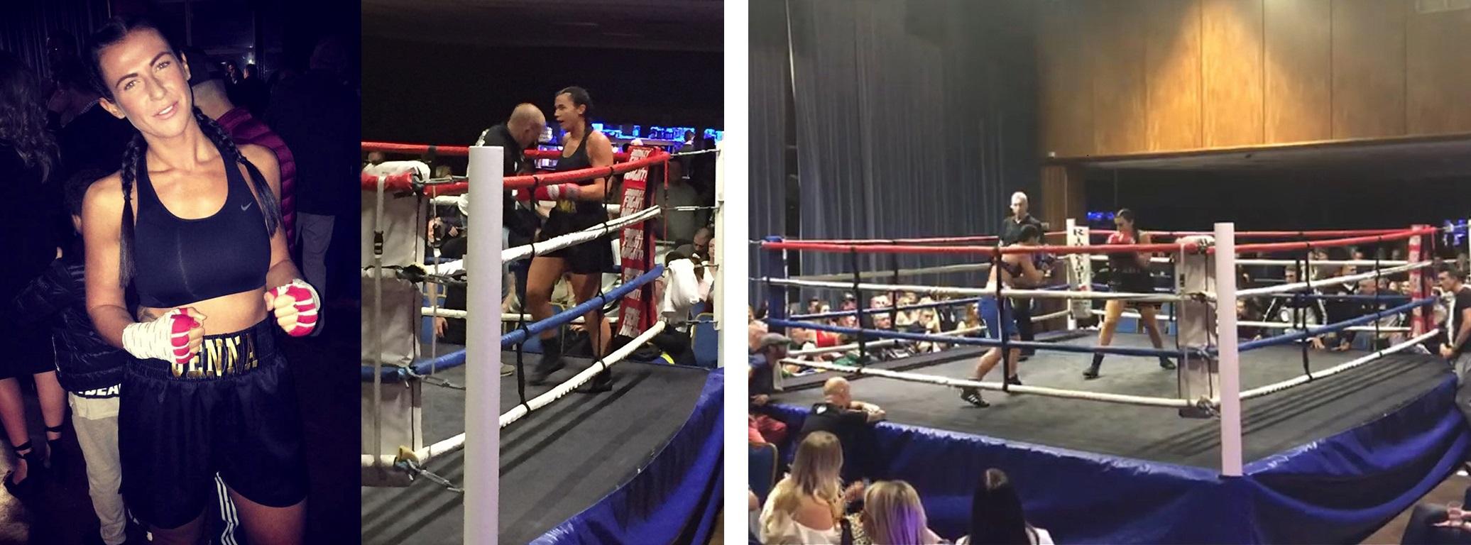 Jenna Noble Boxing