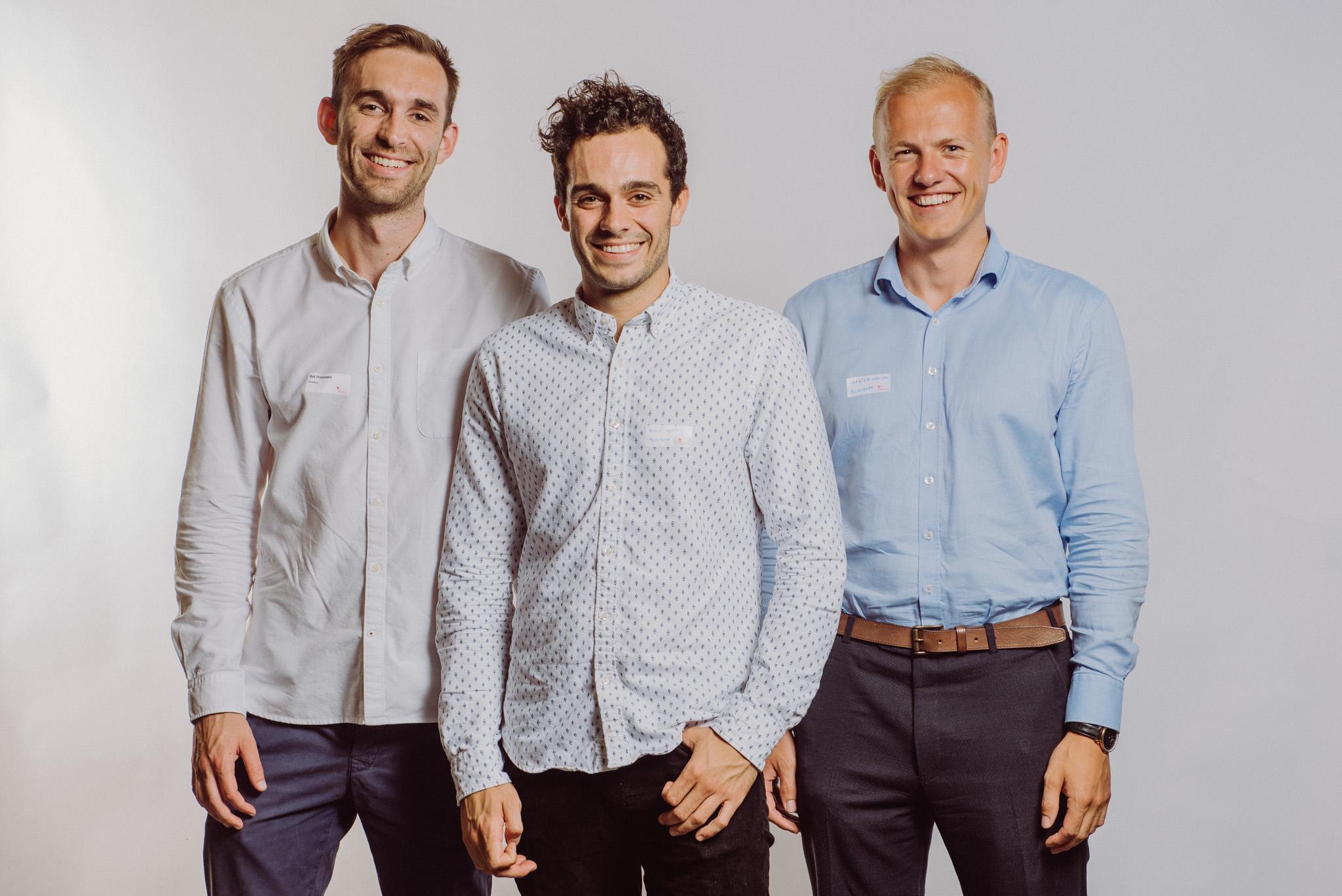 BlueBear werd geselecteerd in het acceleratorprogramma van The Birdhouse voor start-ups en scale-ups