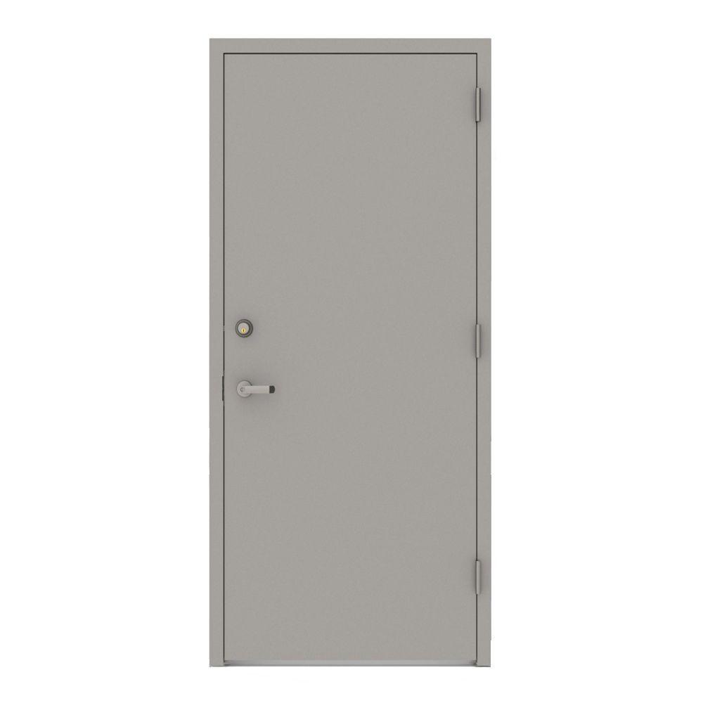 standard metal door