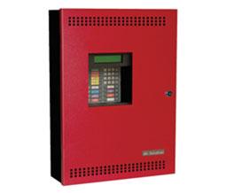 Secutron fire alarm panel