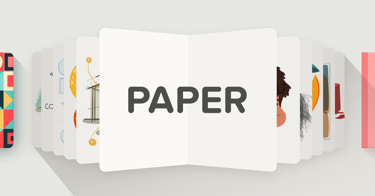 Paper by FiftyThree | Simple Sketch App