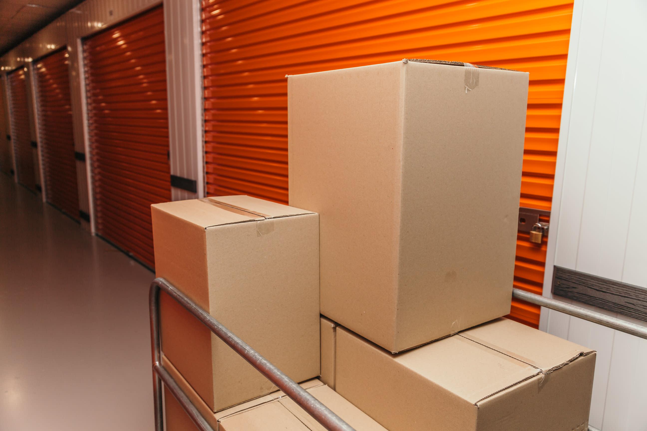 Business Stock Self Storage
