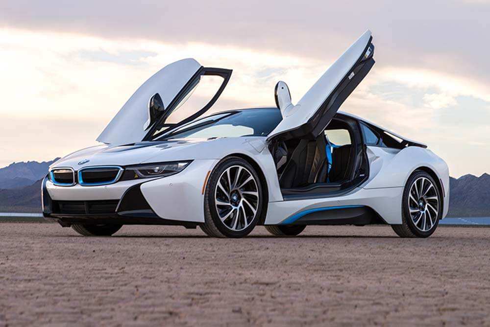 Rent A 2016 BMW I8 In Las Vegas Starting At $349 | Coupe, 1.8L Turbo, 362hp