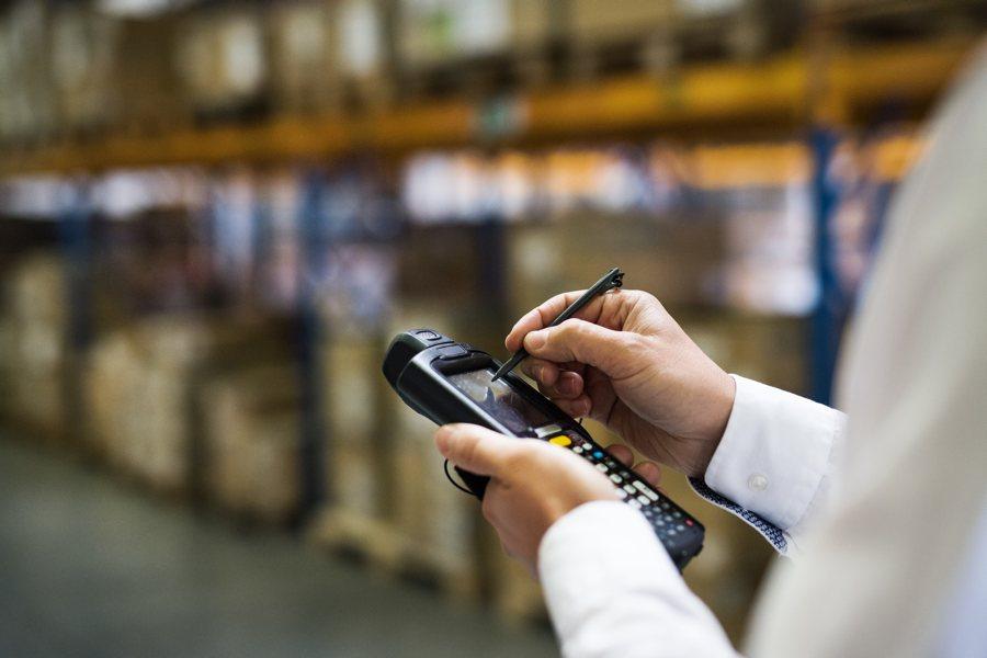 Controle de estoque para supermercados
