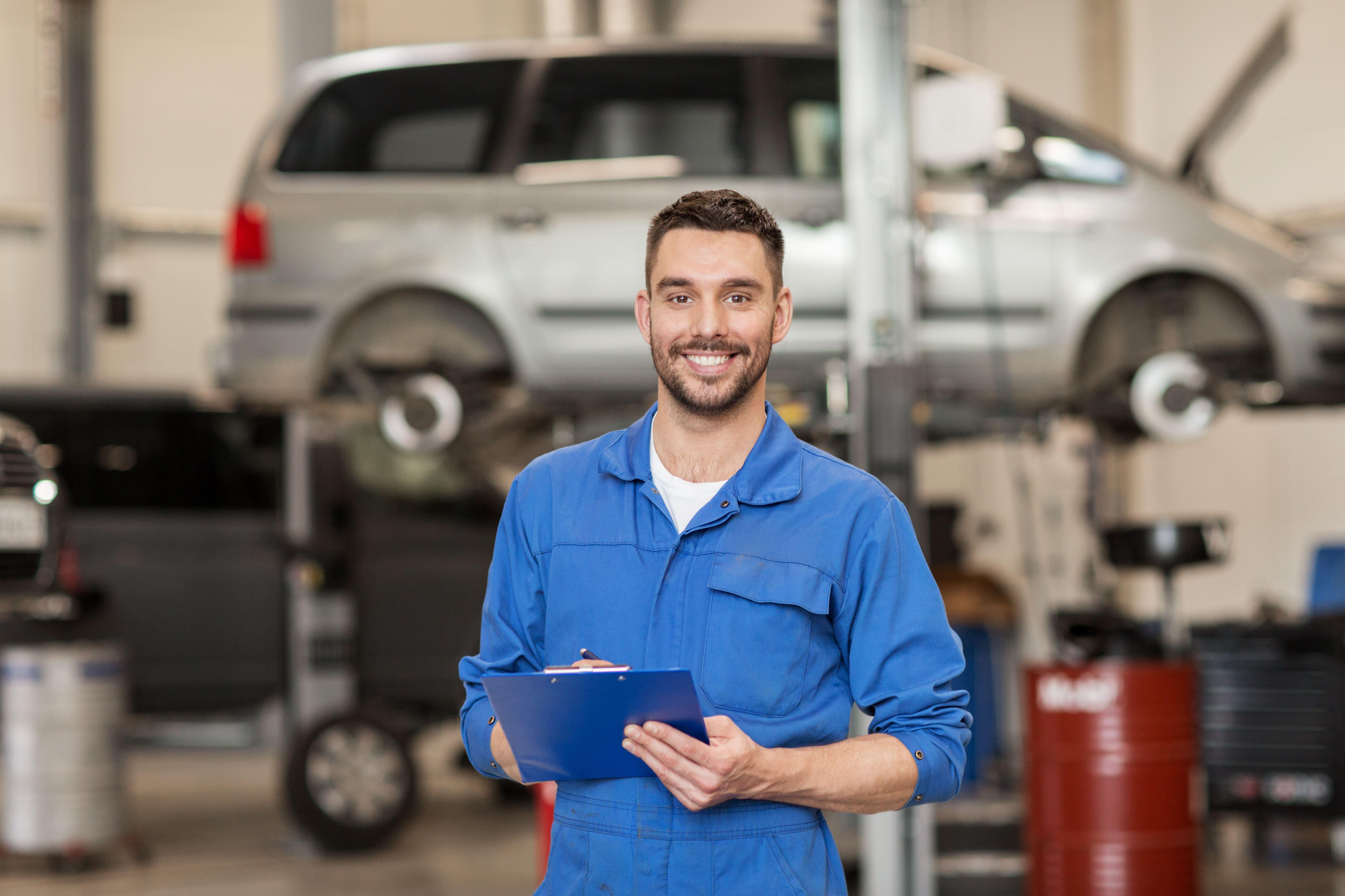 Automotive Mechanic Trade School Teacher