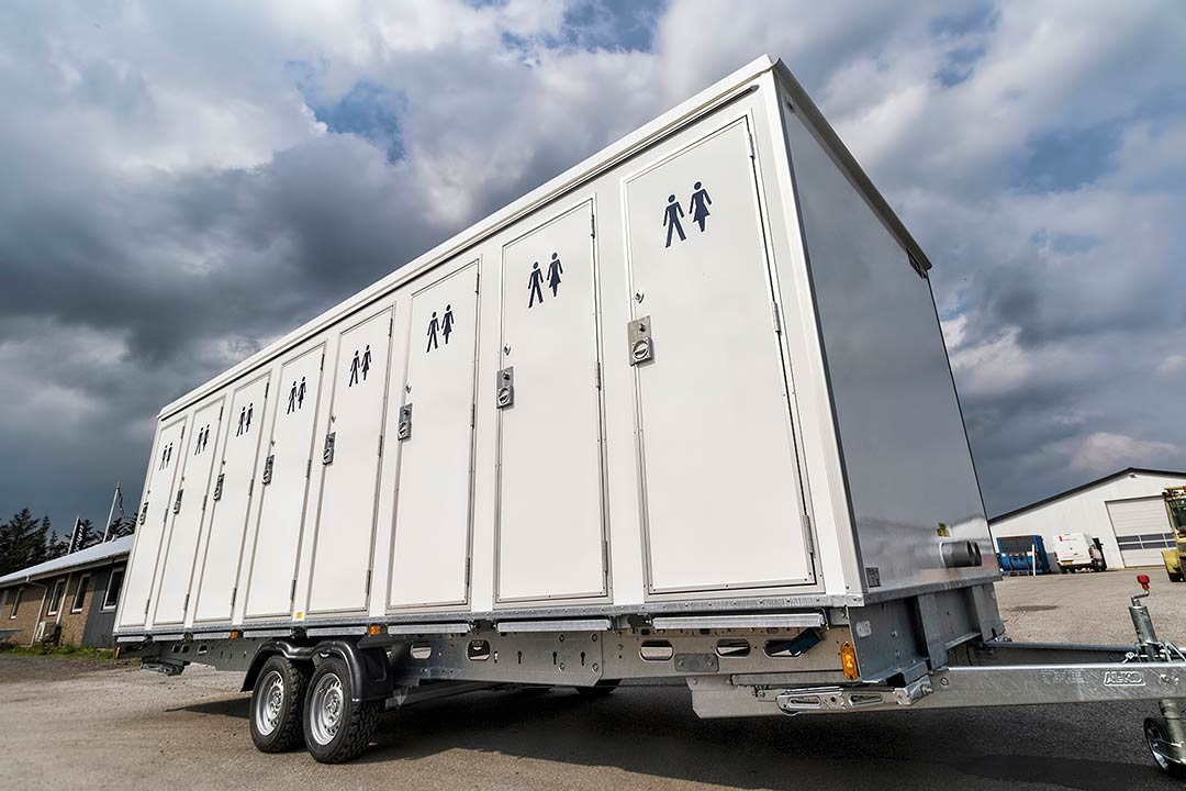 Scanvogn toiletvogn 16 personer 08