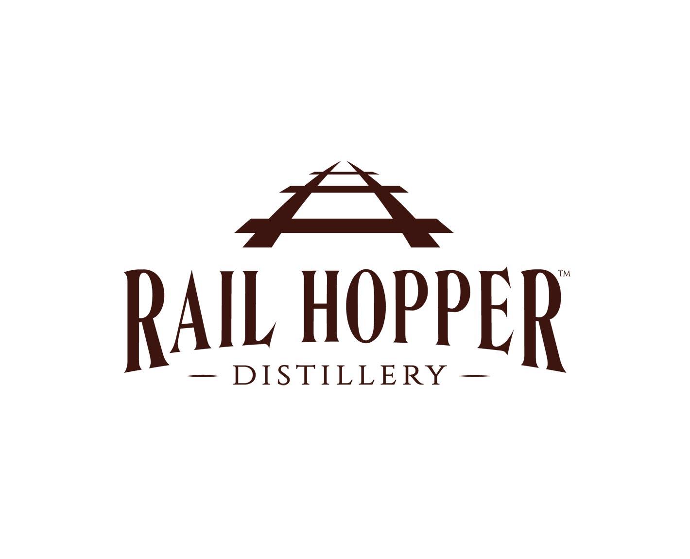Rail Hopper branding by Tara Hoover