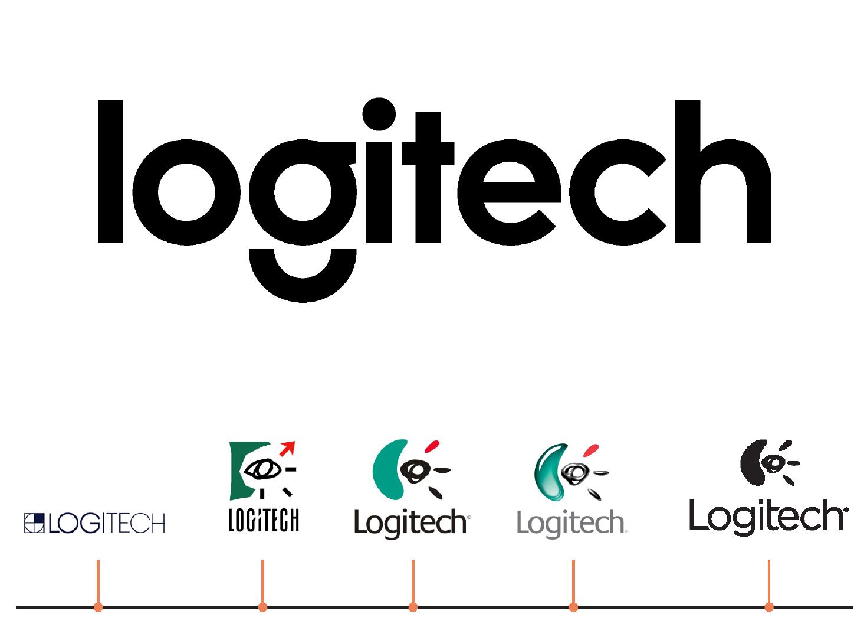 Logitech logos